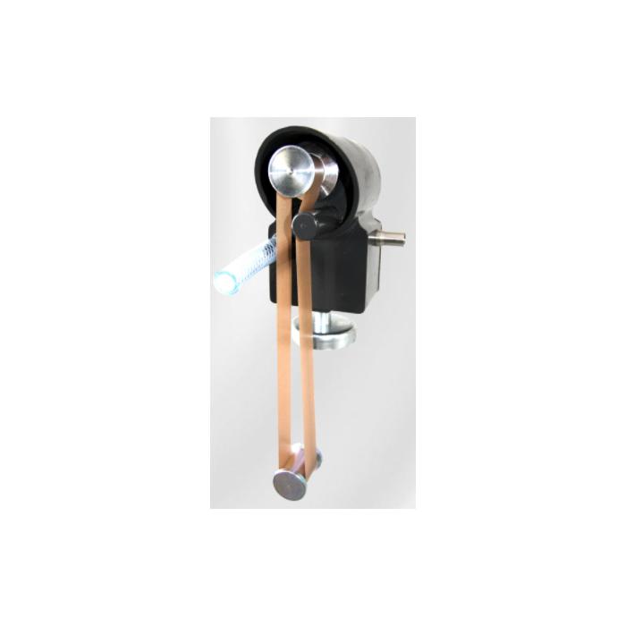 Eļļas skimeris ar magnēta statīvu, 49 mm