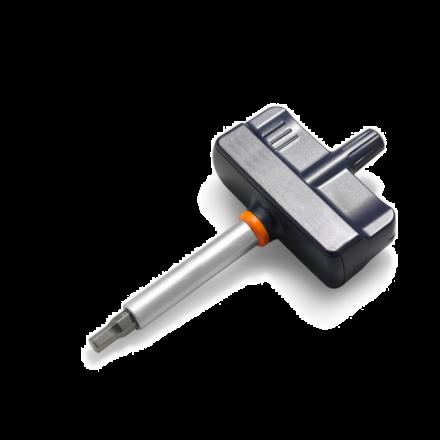 Uzgriežņu atslēga Hydro-Grip HD holders