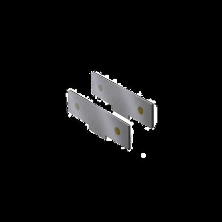 Paralēlās plāksnes art. 313 t.3 platums 150 mm augstums 43 mm