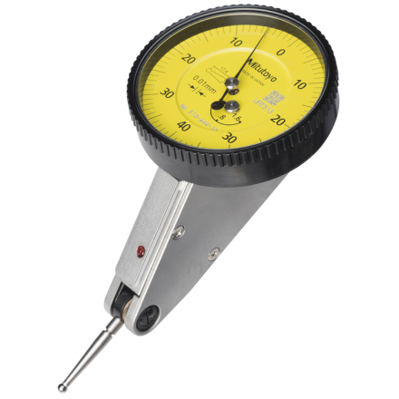 Līmeņrādis 1.6mm (0.01mm) 0-40-0, ārējais gredzens 39mm slīps