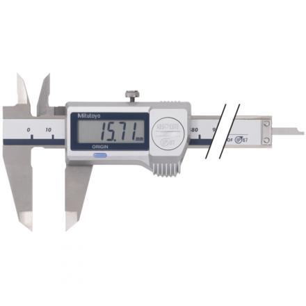 Digitālais bīdmērs IP67, 200mm, data output