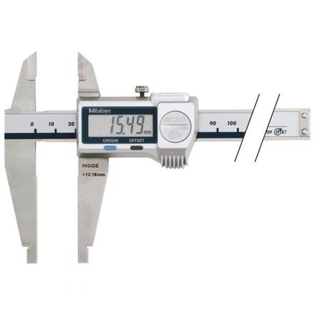 Digitālais bīdmērs Mitutoyo 200mm (0,01mm) IP67