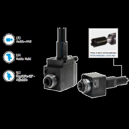 Aksiālais aktīvais instruments HAAS ER32 Nm63 Rpm 6000