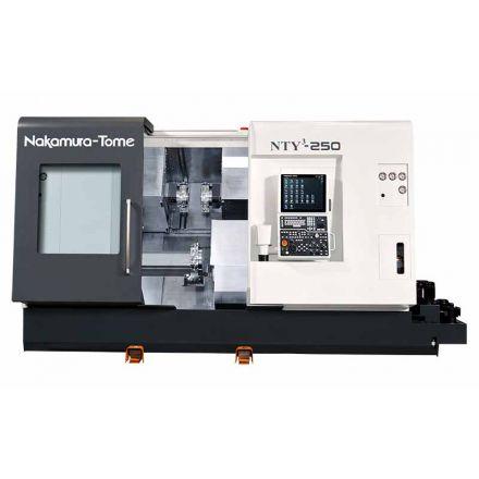 Nakamura-Tome NTY3-250 multifunkcionāls apstrādes centrs