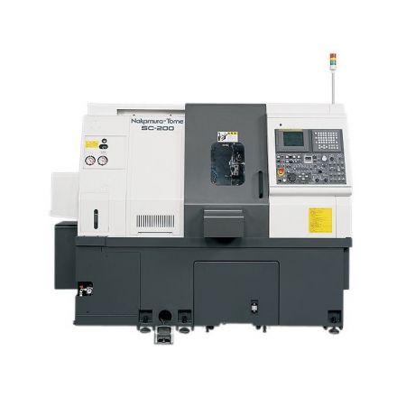 Nakamura-Tome SC-200 virpošanas iekārta