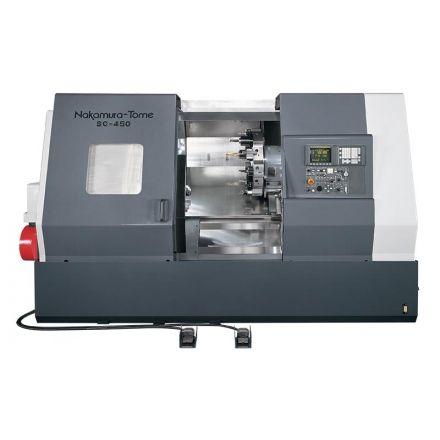 Nakamura-Tome SC-450 virpošanas iekārta