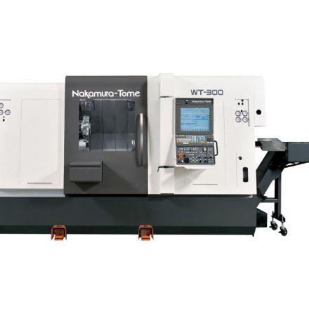 Nakamura-Tome WT-300 multifunkcionālā virpošanas iekārta