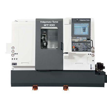 Nakamura-Tome WT-100 multifunkcionālā virpošanas iekārta