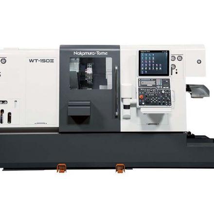 Nakamura-Tome WT-150II multifunkcionālā virpošanas iekārta