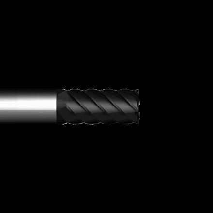 Tīrapstrādes gala frēze MS 6,0x58, VHM